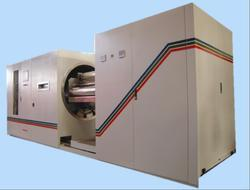 Magnetron Sputtering Rolling Vacuum Metalliser Machine for printed circuit board car window film