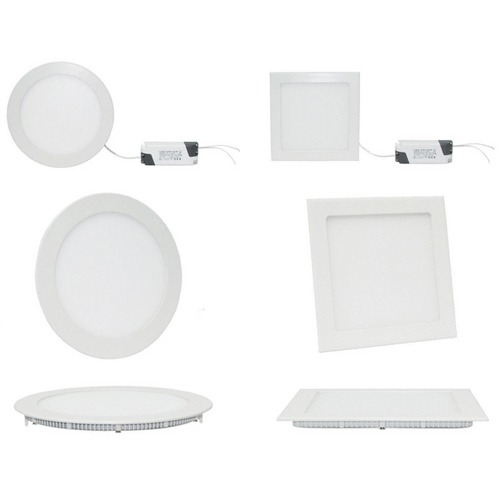 3W to 48W LED Panel Lights