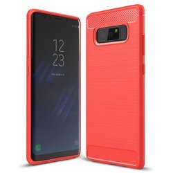 carbon fiber tpu Samsung Galaxy Note 8 Samsung Note 8 Carbon Fiber Back Cover