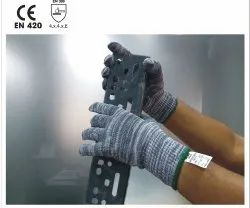 Metalflex/27K Seamless Knitted Gloves