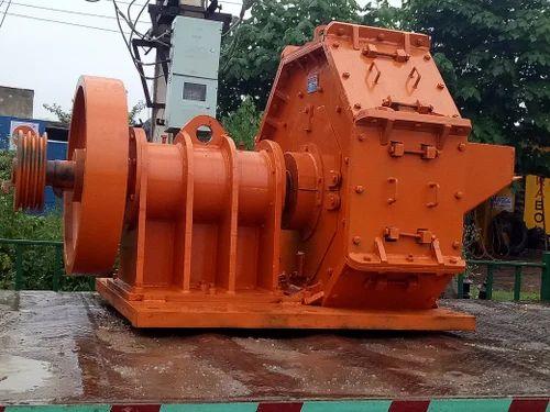 Rotopactor Stone Crusher Machine