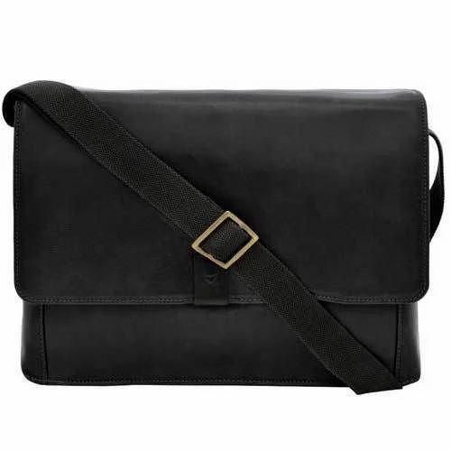 Mens Black Side Bag fc78a88da62