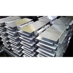 Steel Sheet Metal Fabrication, Capacity: 80 Ton, Thickness: 0.5 mm to 12 mm