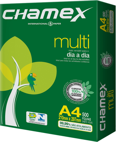 Chamex Copy Paper A4 80gsm At Rs 65 Ream Xerox A4 Paper Id
