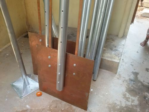 Copper Plate Earthing Copper Earthing Plate Manufacturer