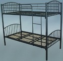 Simple Double Bunk Bed