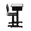 Adjustable Height Student Chair & Desk