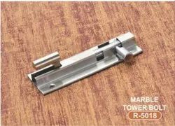 R-5018 Marble Stainless Steel Tower Bolt Door Kit