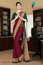 Uniform Sarees for Hospital