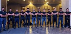 Male Morning,Evening Bouncers service for events and monthly