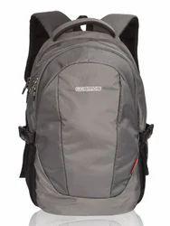 Dark Grey Forbes Laptop Backpack Bag