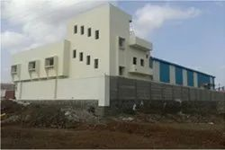 6 Months Offline Turn Key Industrial Shed Construction Services, in Pune