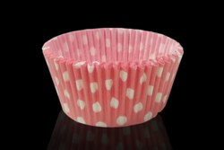 Red Polka Bakeable