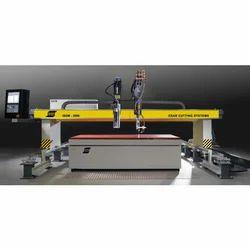 CNC Oxy-Fuel Gas Cutting Machine