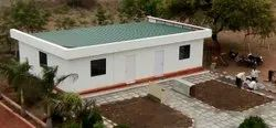 Movable Prefabricated Houses Cabins