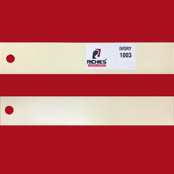 Ivory Edge Band Tape