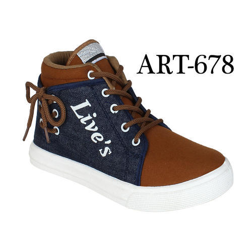 af12590bf Designer Casual Shoes - Sporter Men Boys Black-303 Designer Shoes  Manufacturer from New Delhi