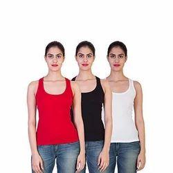 c13ed4d00ee46 L Cotton Women Stylish Camisole Top