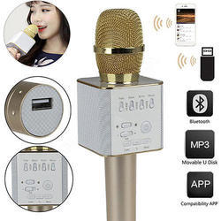 Karaoke Bluetooth Speaker Microphone Q9