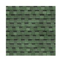 Hunter Green Roofing Shingles