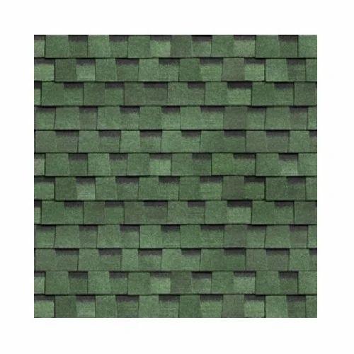 Asbestos Cement Hunter Green Roofing Shingles Rs 75 square feet – Hunter Green Roof Shingles