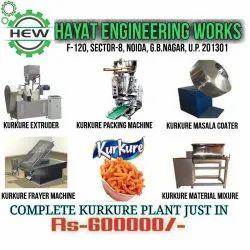 Complete Kurkure Plant