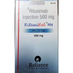 Rituxirel 500mg Inj