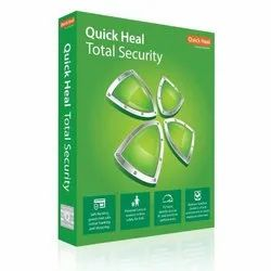 Windows 10 Quick Heal Total Security 3 User 1 Year