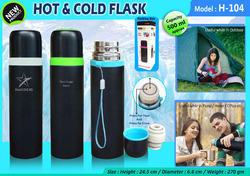Hot & Cold Flask H-104