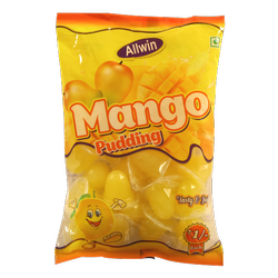 Allwin Mango Pudding Jelly