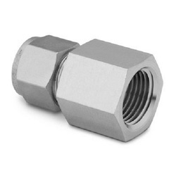 Stainless Steel 316 Female Connector