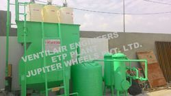 Automobile Effluent Water Treatment Plant