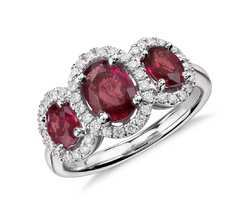 Ruby Ring Diamond