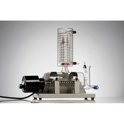 Vertical Type All Glass Distillation Unit with Quartz Heater Tube