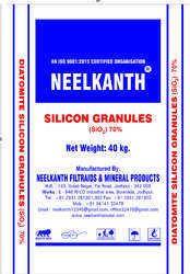 Silicon Agrosil Granules