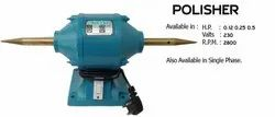 Double Ended Bench Polisher