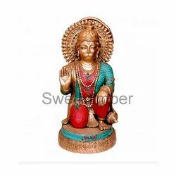 Brass Lord Hanuman  Statues
