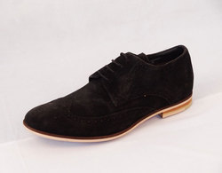 Men's Suede Shoes Suede Spring / Fall Comfort / British Oxfords Brown / Green / Khaki