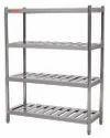 SS Pot Rack 4 Shelves