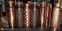 Fargo Copper Water Bottle