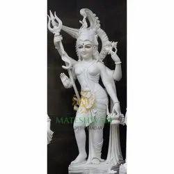 Lord Shiva White Moorti