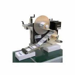 Automatic Carton Box Printing & Labeling Machine