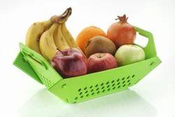 Chopping Board Cum Food Basket