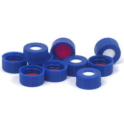 Qualisil Blue Screw Cap Part No. QV222CSS-B
