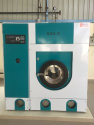 Fully Automatic Centrifugal DRY CLEANING MACHINE
