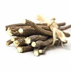 Mulethi / licorice / Glycyrrhiza Glabra Root Powder, Packaging Type: Poly Bag, Packaging Size: 5Kg