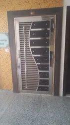 Designer Iron Safety Door