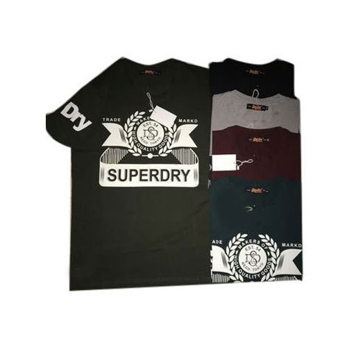 a6fbe13a275c Printed L And XL Fancy Men T Shirt, Rs 170 /piece, Danny Collection ...
