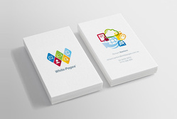 Paper Digital Visiting Card Printing Services