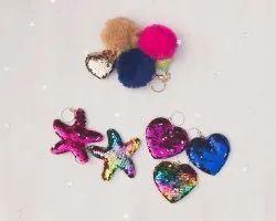 Multicolor PU Kids Accessories